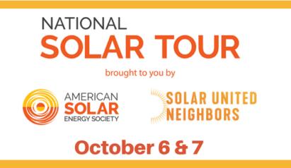 national solar tour